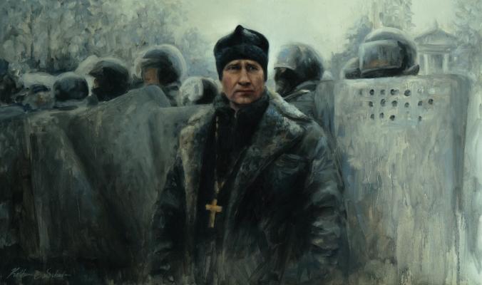 Kyiv Priest - Katherine Schuber