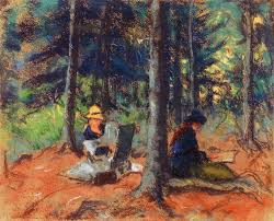 artists-in-the-woods