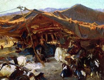 Sargent A Bedoin Encampment